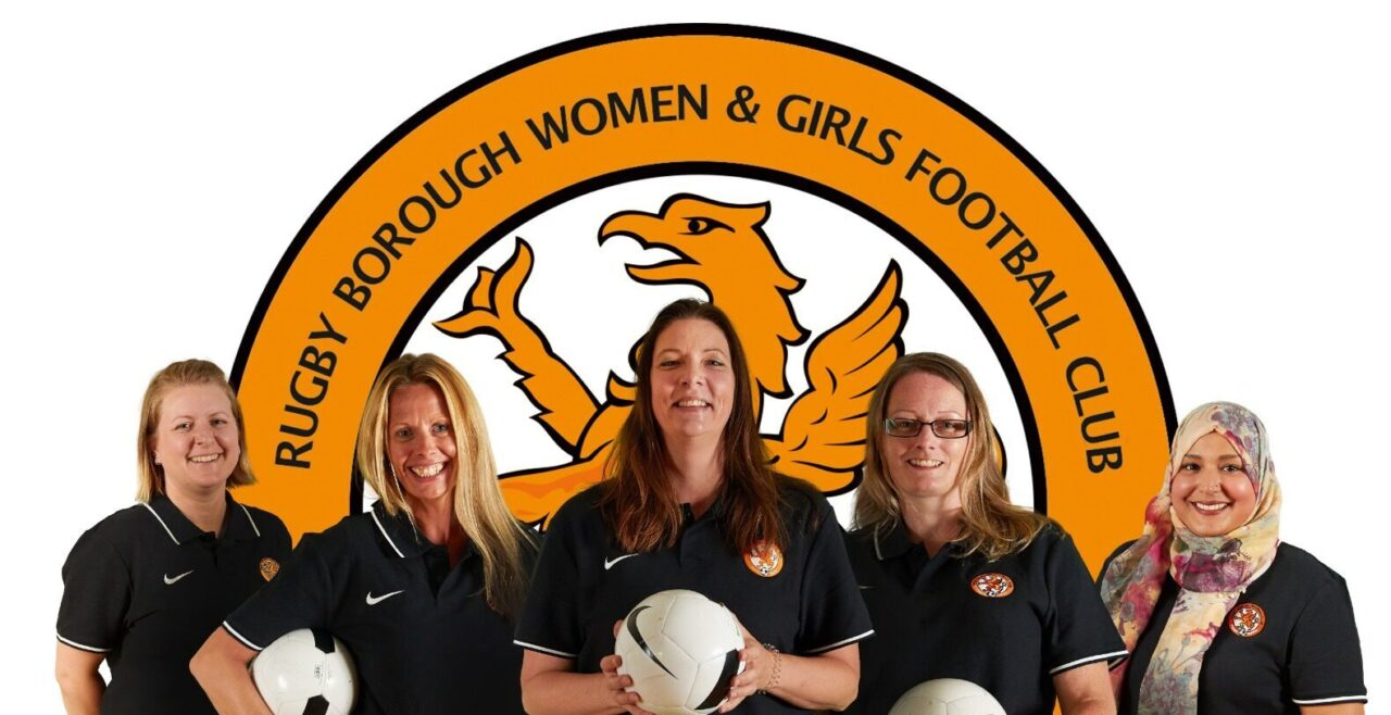 Rugby Borough Football Club - Womens & Girls Committee Members