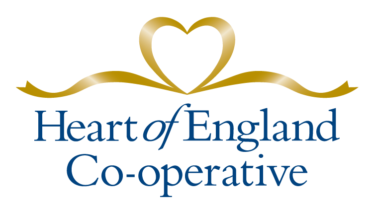 Heart of England Co-Op logo