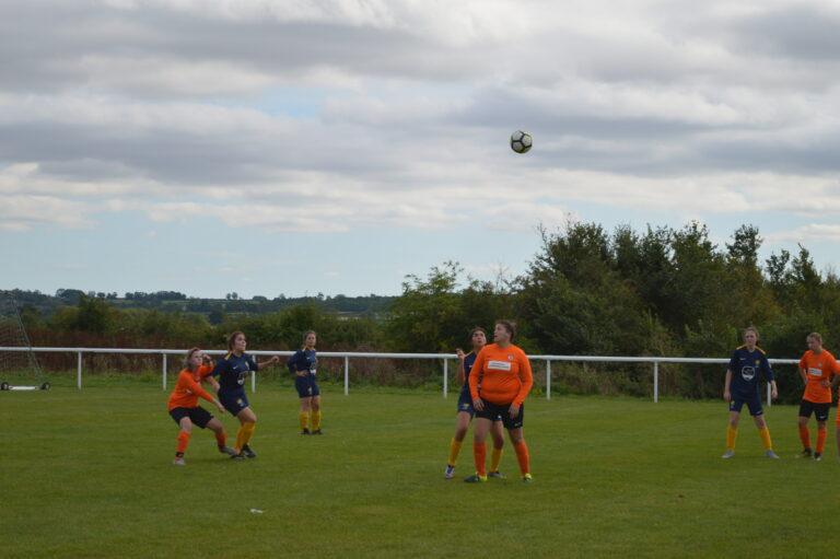 Rugby Borough Women v Birmingham Medics Women Match Photo