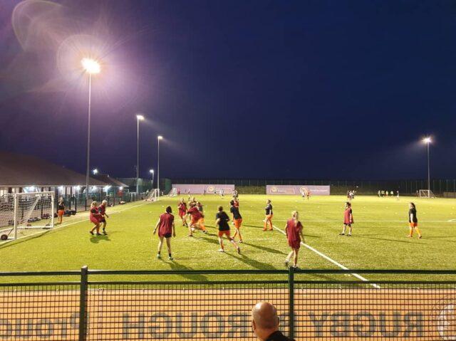 Rugby Borough Women & Girls - TrainingPhoto