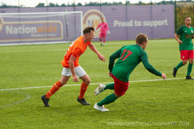 Rugby Borough FC vs Thurnby Rangers 7 September 2019