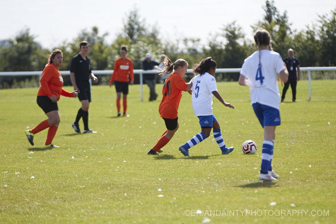 Rugby Borough Women v Coleshill Match Photo