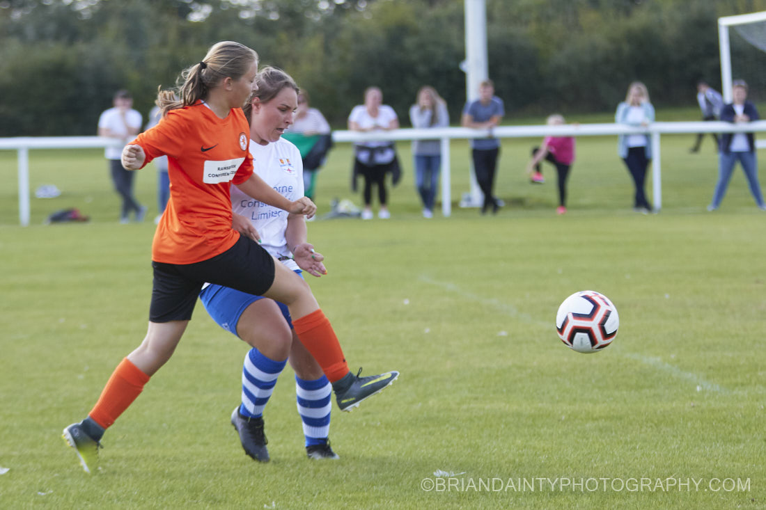 Rugby Borough Women v Coleshill Match Photo