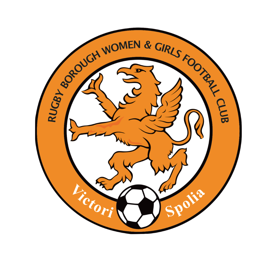 Rugby Borough Women & Girls - Crest