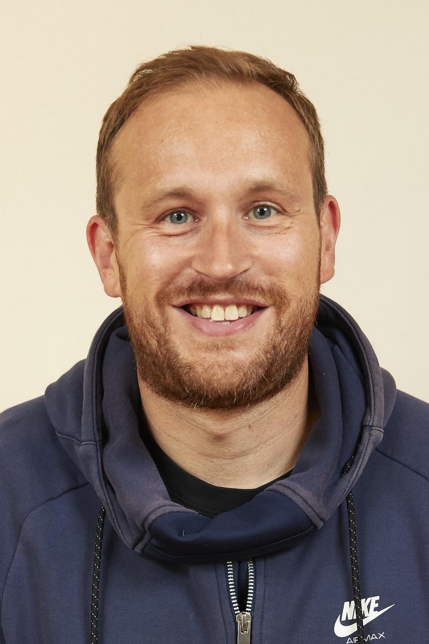 Rugby Borough FC - Chris Dade