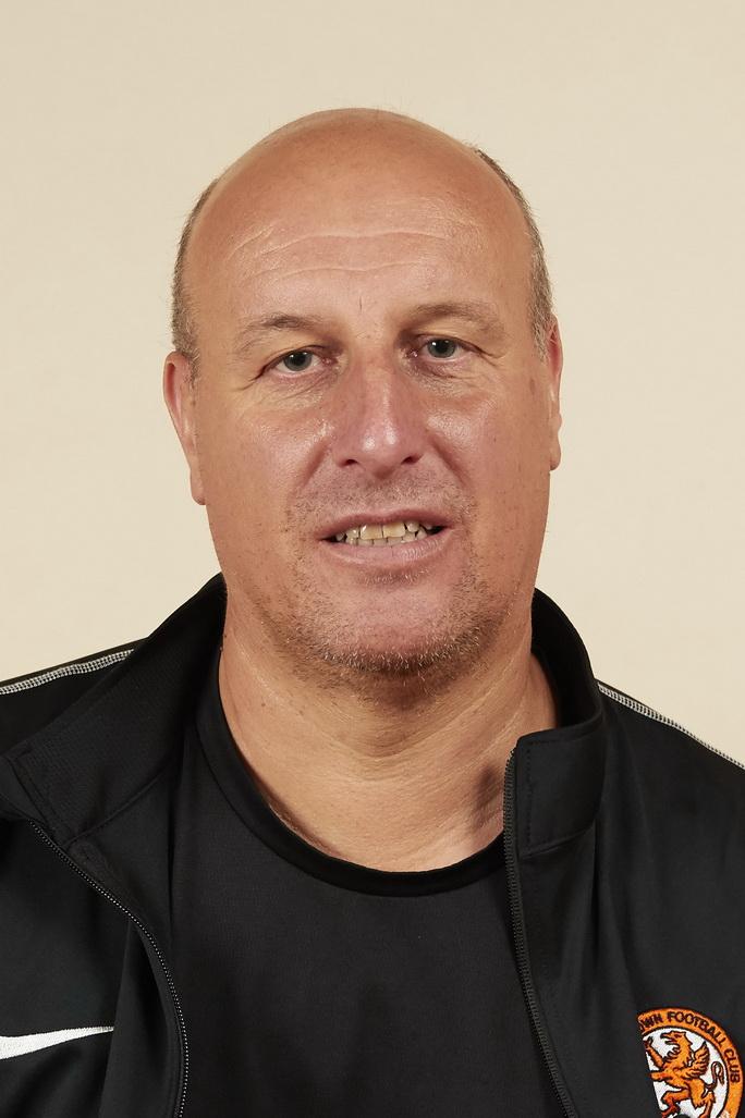 Rugby Borough FC - Dave Wiggett