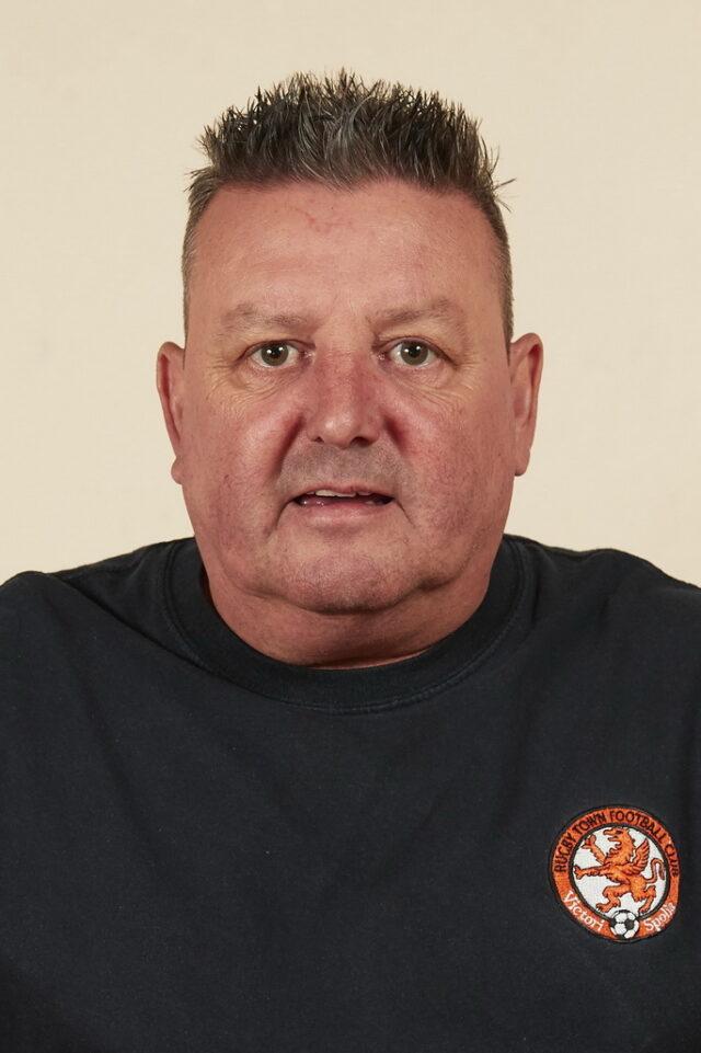 Rugby Borough FC - Ian Lynch