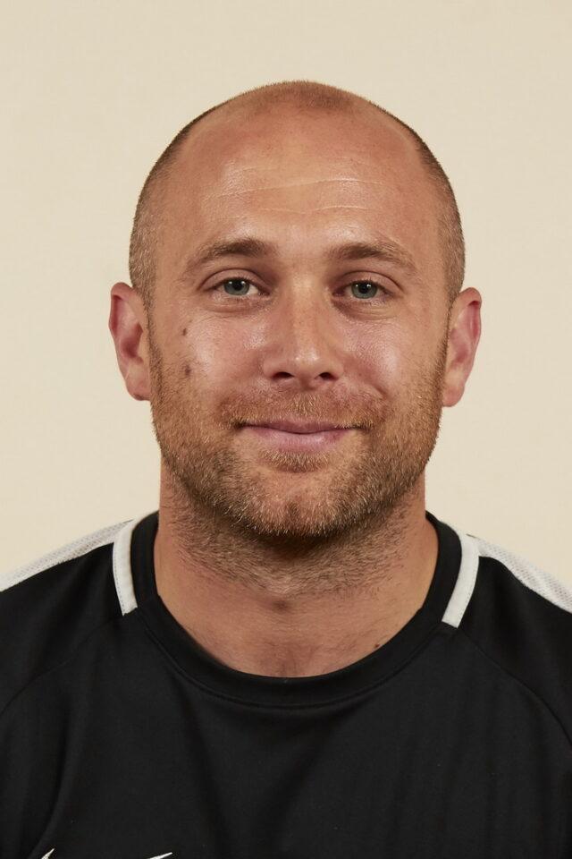 Rugby Borough FC - Ian McGregor
