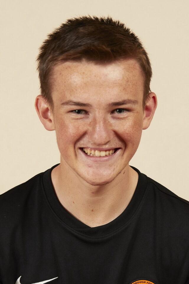 Rugby Borough FC - Kieran Pedder