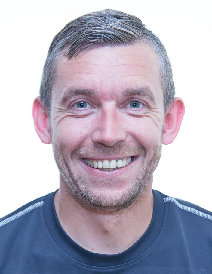 Rugby Borough FC - Stuart Bishop