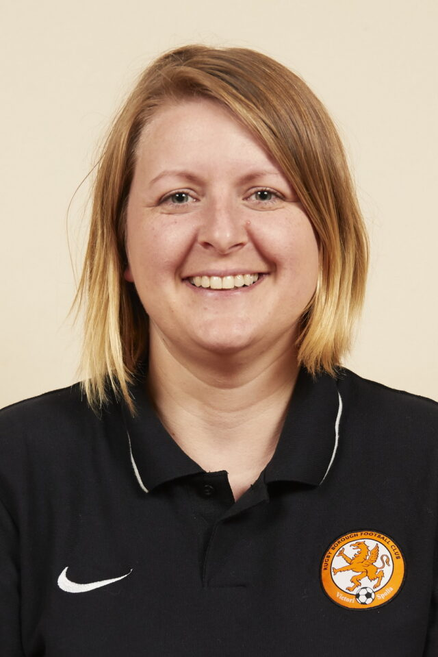 Rugby Borough FC - Theresa Blandford
