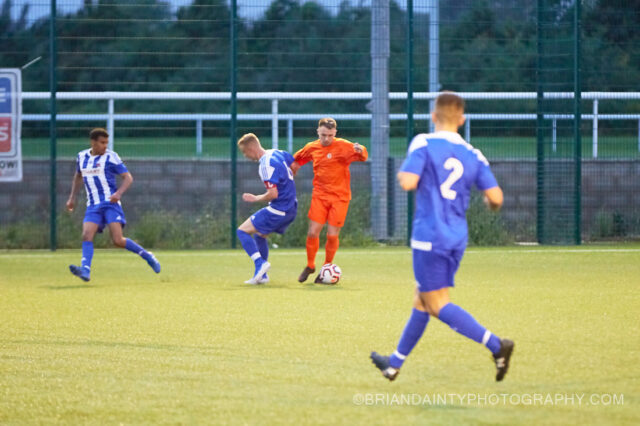 Rugby Borough FC vs Nuneaton Borough U23