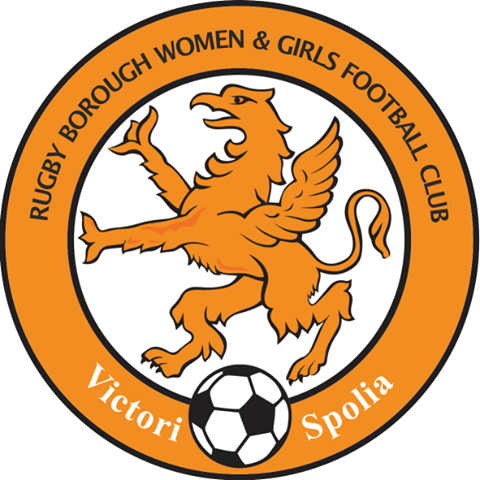 Rugby Borough Women & Girls Crest