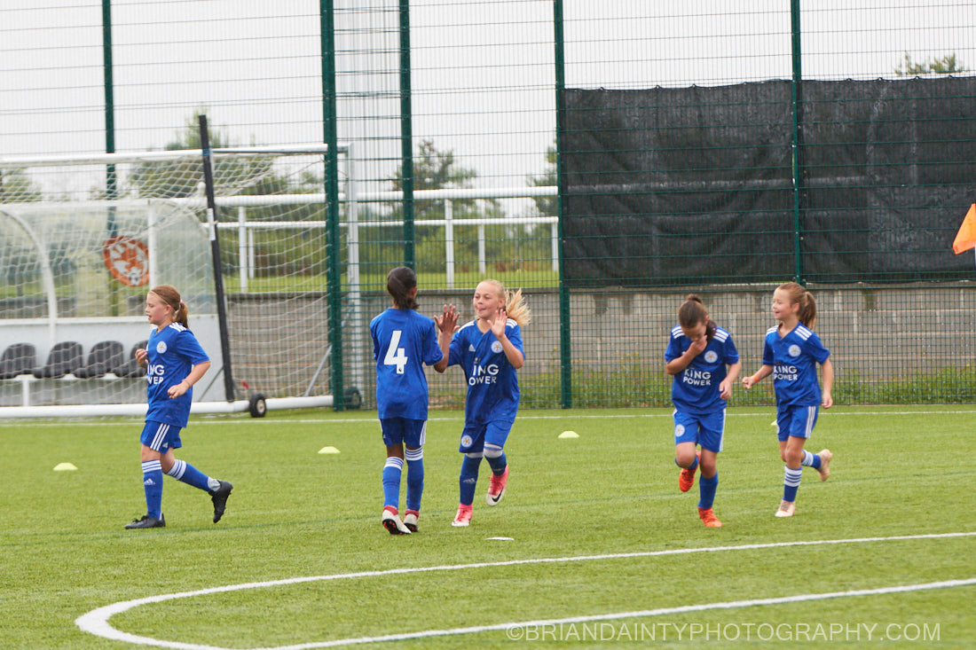 Rugby Borough Girls U12s v Leicester City Girls