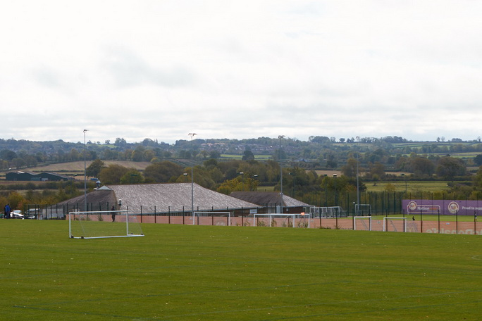 Rugby Borough Football Club - Facility photo