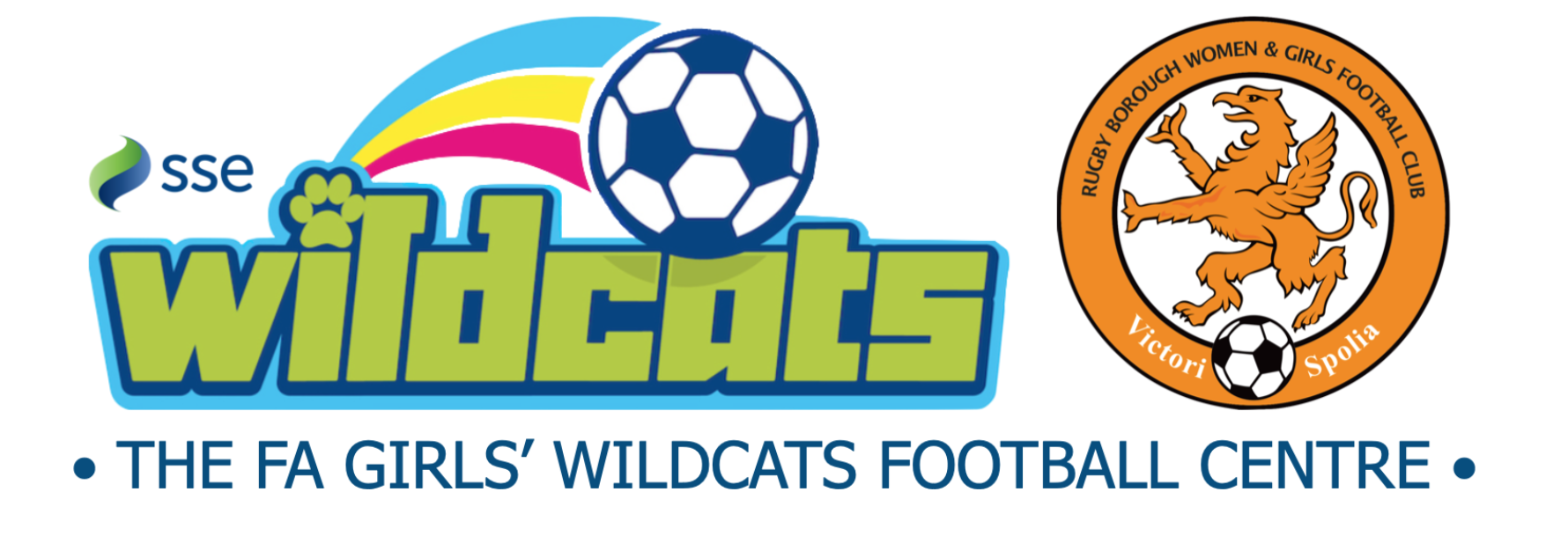 Wildcats & Rugby Borough Women & Girls Crest