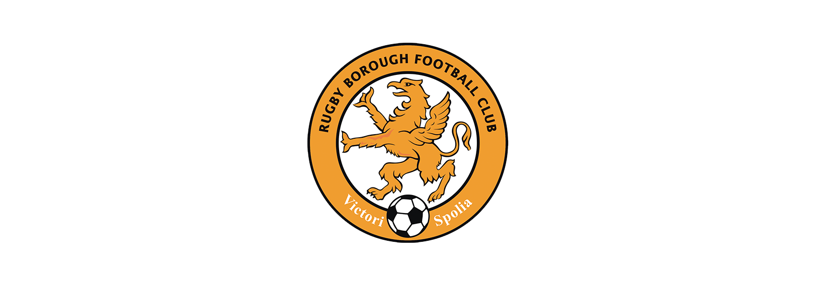 Rugby Borough FC - Crest