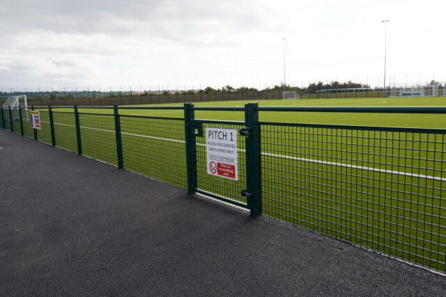 Rugby Borough Football Club - Facility photo