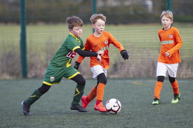 Rugby Borough Juniors Football Club