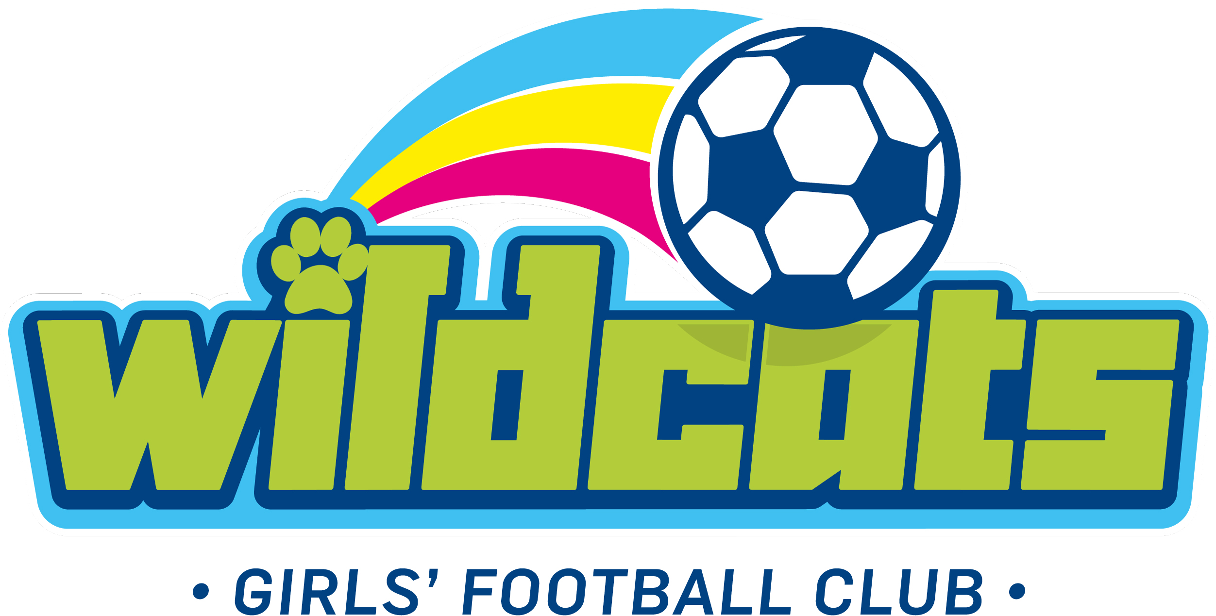 The FA Wildcats logo