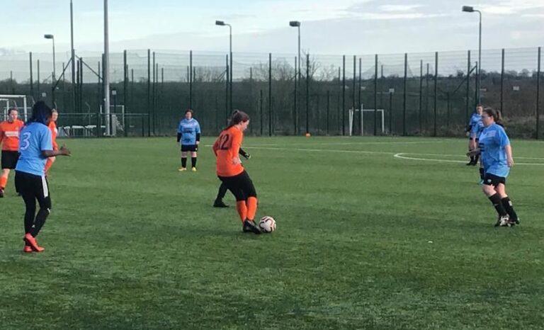 Rugby Borough Women v Chelmsley Colts Ladies Dev - Match Report
