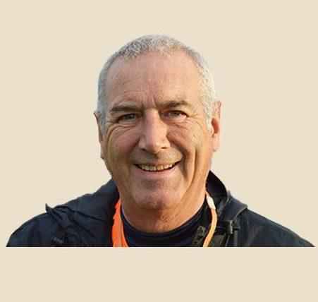 Rugby Borough FC - Des Shaw