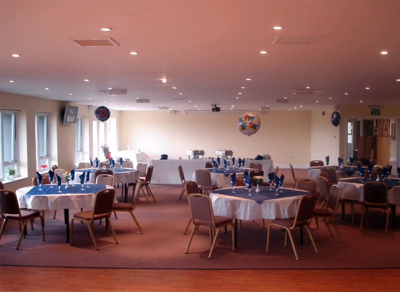 Rugby Borough FC - Function room