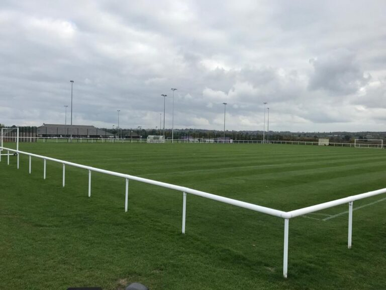 Rugby Borough FC - Kilsby lane barrier pitches