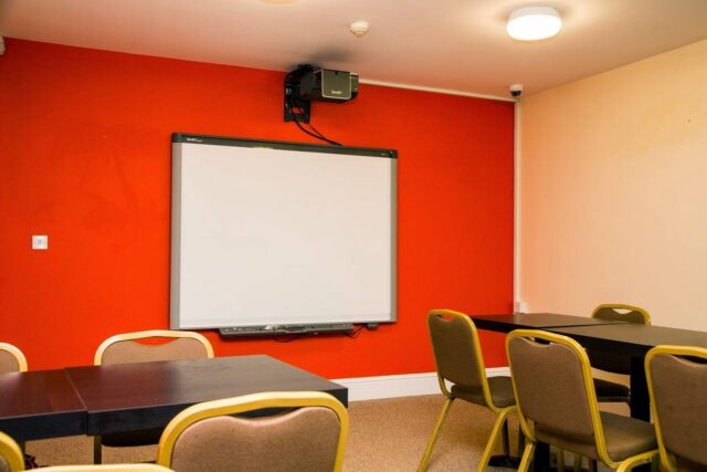 Rugby Borough FC - Teaching room