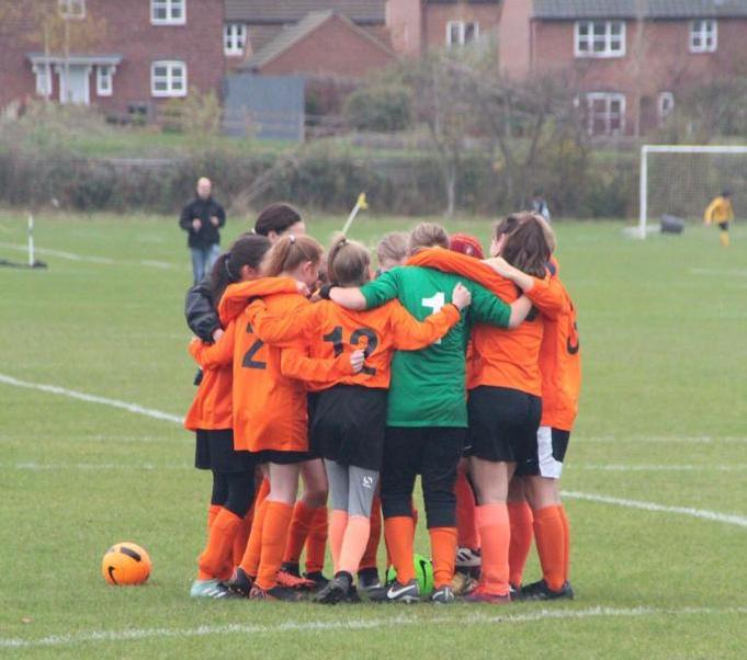 Rugby Borough U15 Girls | Rugby Borough FC