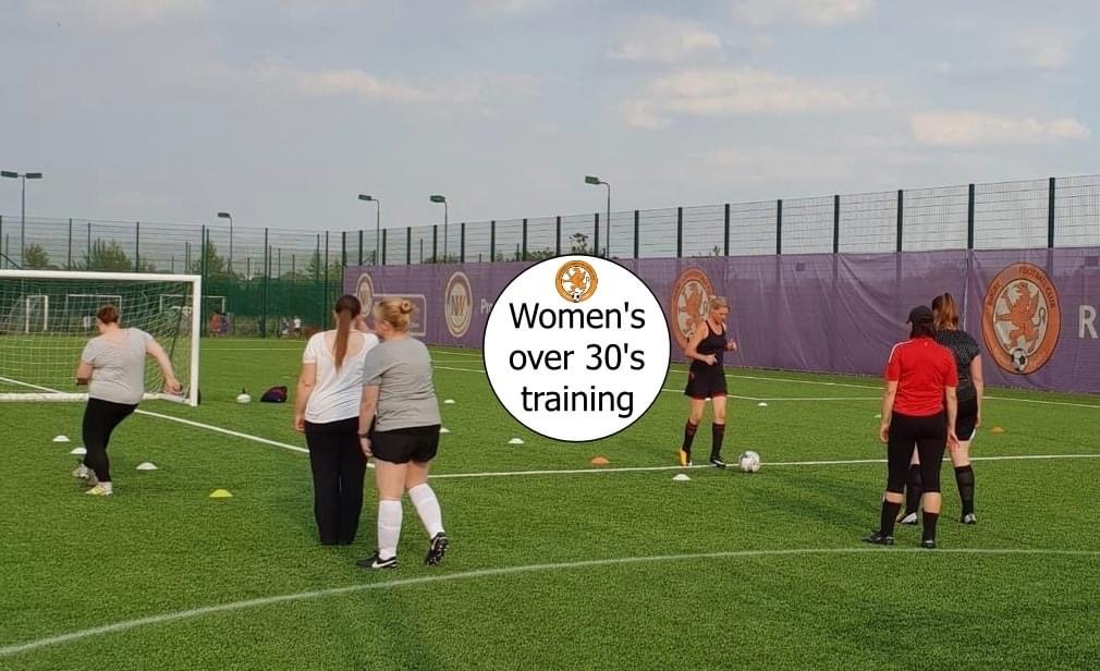 Over 30's Womens - Rugby Borough Football Club