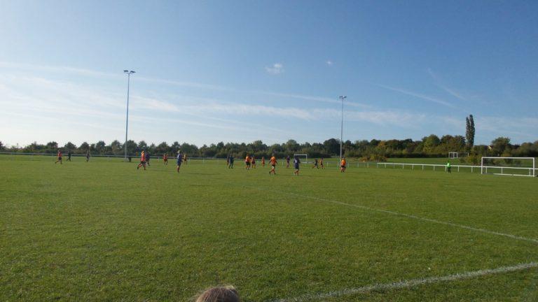 Halas Hawks vs Rugby Borough