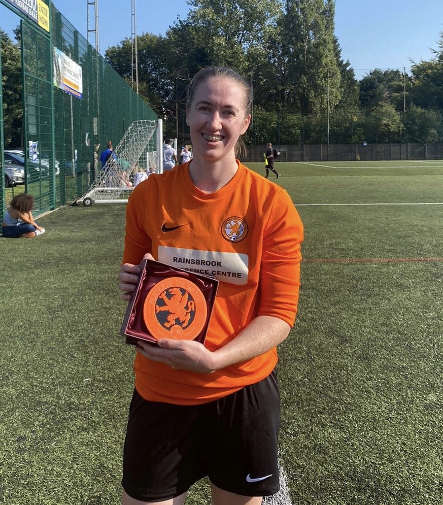 Sam Player of the Match | Rugby Borough Womens FC