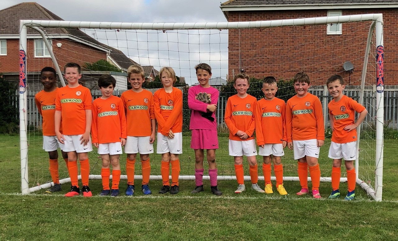 RBFC U10 Pumas start Autumn Trophy with a Bang. | Rugby Borough FC