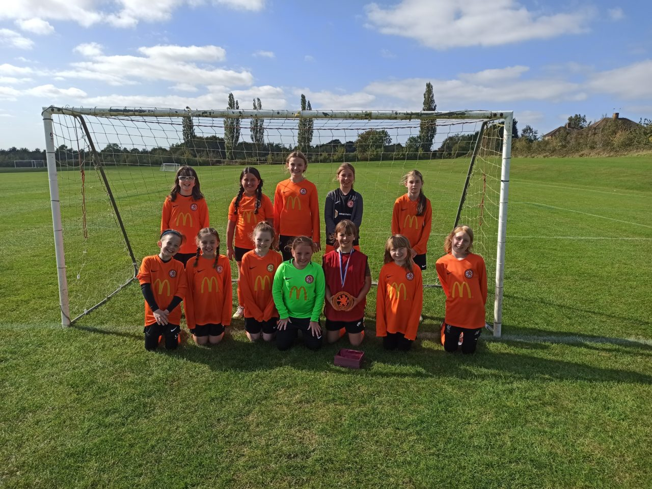 U11 Girls vs Rugby Town | Rugby Borough FC