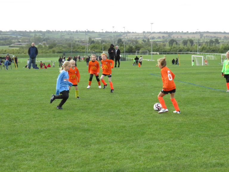 U8 Girls v Rugby Town - Match photo 13
