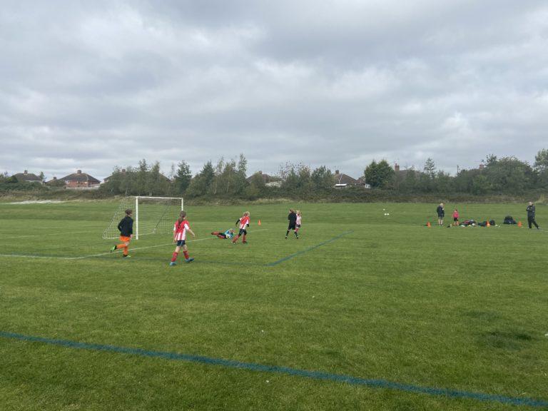 U9 Girls v Haunchwood - Match photo 3