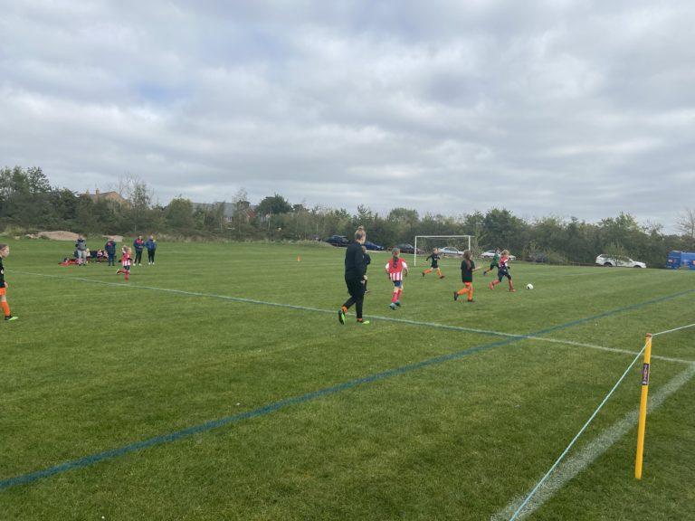 U9 Girls v Haunchwood - Match photo 5