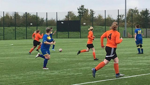 Rugby Borough Women FC v Rubery Juniors