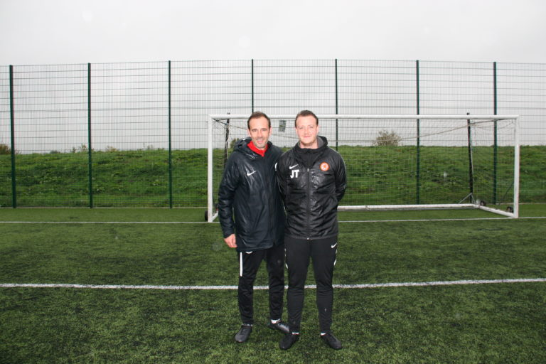 Meet the new RBFC Mens Coaching Team | Rugby Borough FC