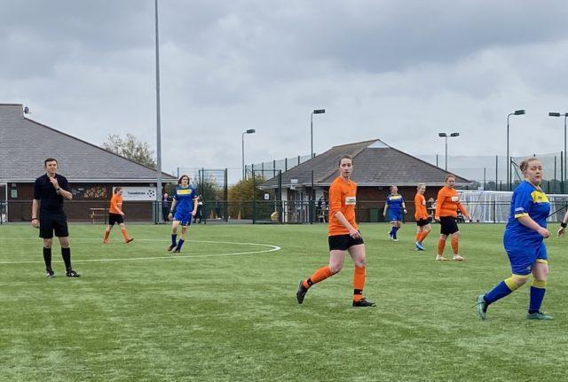 Rugby Borough Women Football Club vs Rubery Juniors