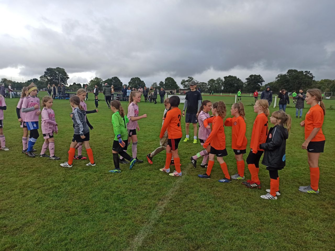 U11 Girls v Whetstone Foxes | Rugby Borough FC