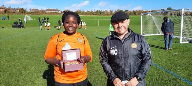 Rugby Borough U12 Girls v Kibworth Town | Rugby Borough FC