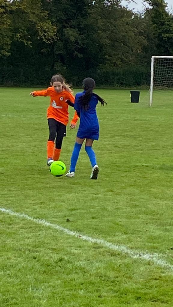 U12s girls v GNG Juniors - Match photo 5
