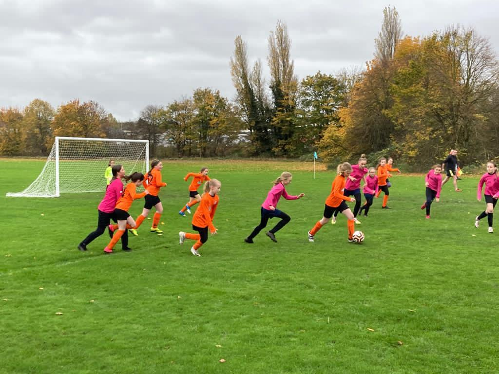 Rugby Borough Girls U12s v Asfordby Amateurs Girls U12s | Rugby Borough FC