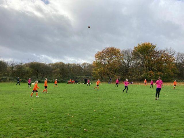 U12 Girls vs Groby - match photo 8