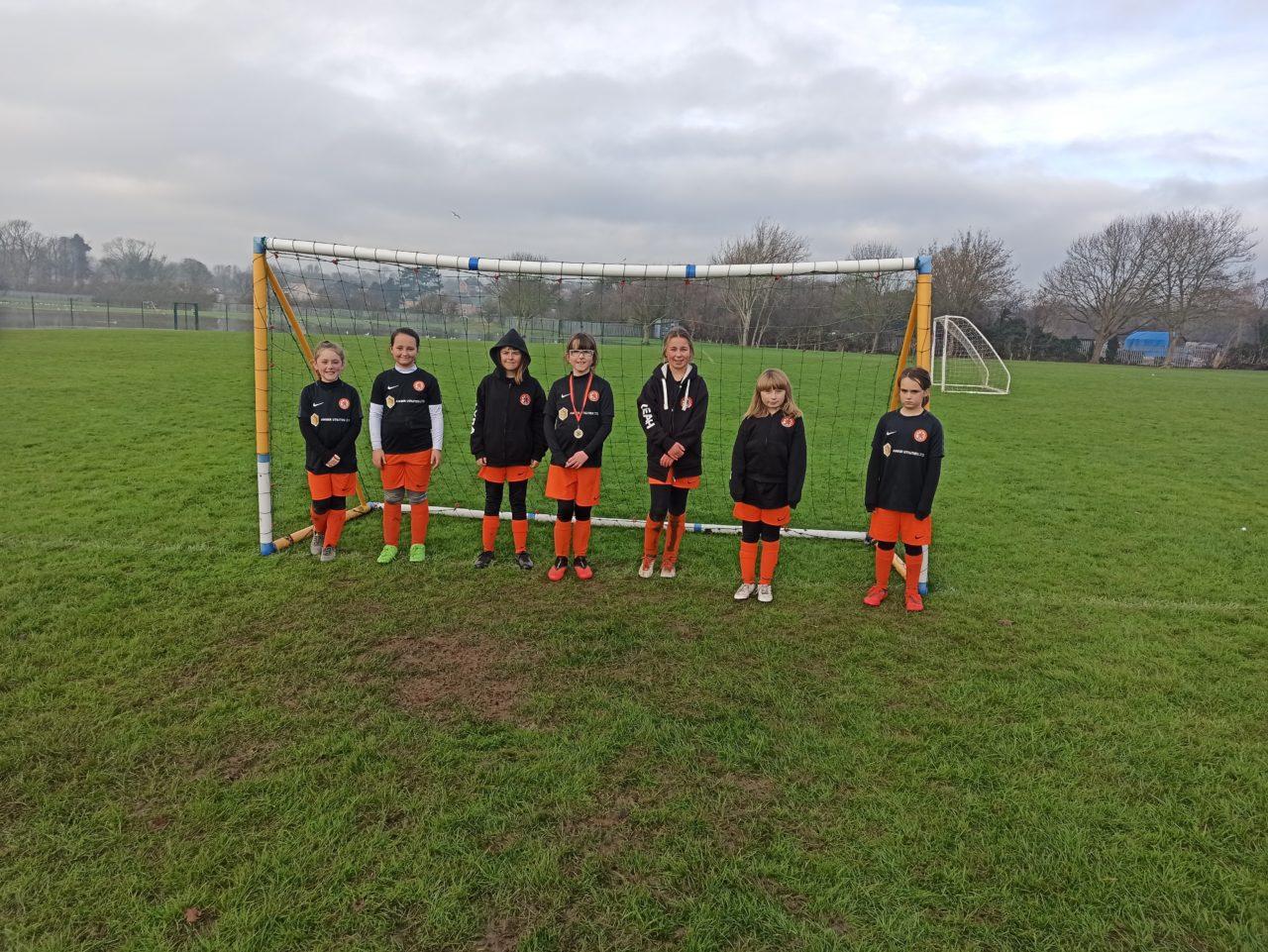 U10 Girls v Asfordby | Rugby Borough FC