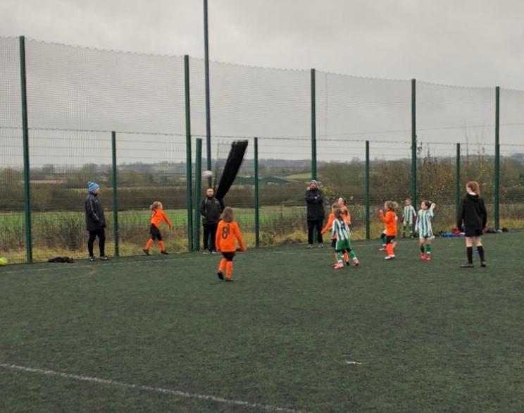 U9 Girls v Ambleside - Match photo 2