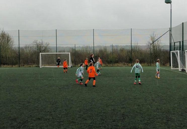 U12 Colts vs Coundon Court | Rugby Borough FC