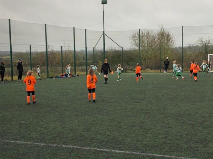 U9 Girls v Ambleside - Match photo 4